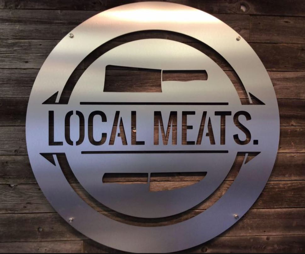 local meats logo